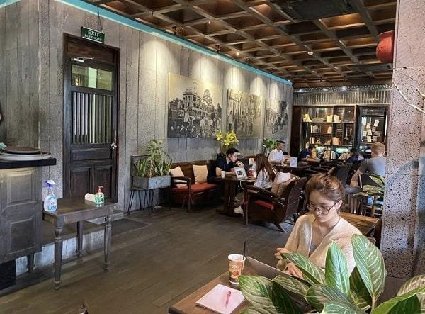 quán cà phê quận 1 đẹp 4