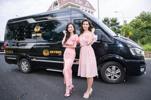 Xe Limousine Đi Phú Quốc 2