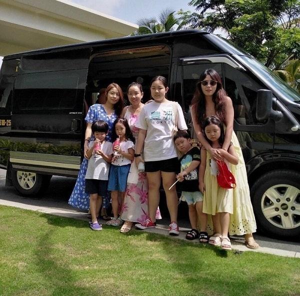 Xe Limousine Đi Tây Ninh 9