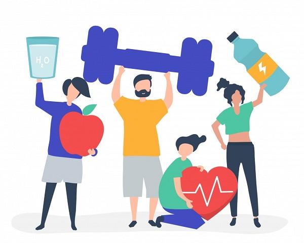 Những thói quen tốt cho sức khỏe 11