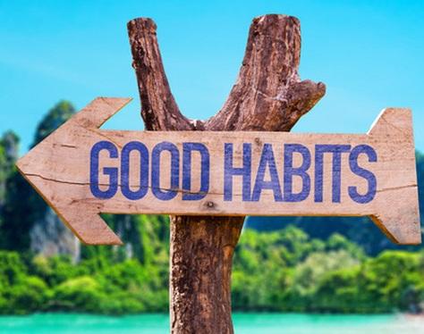 Những thói quen tốt cho sức khỏe 6