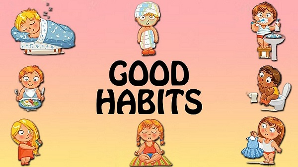 Những thói quen tốt cho sức khỏe 8
