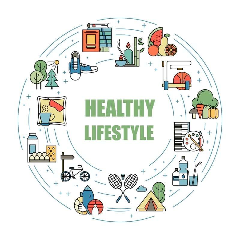 Những thói quen tốt cho sức khỏe 9